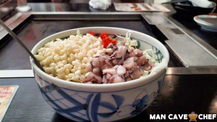 Okonomiyaki Bowl