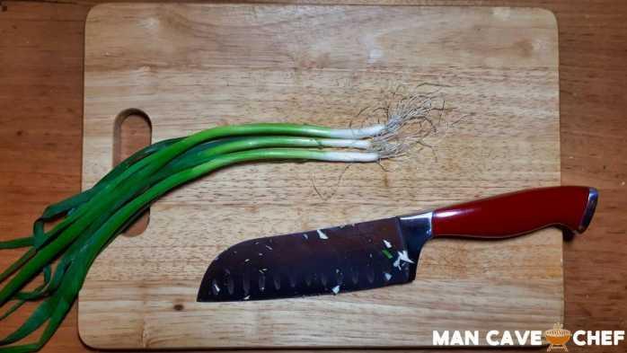 Add spring onion
